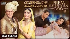 Prem Ratan Dhan Payo | BEST Scenes | Celebrating 4th Anniversary Of PRDP | Salman Khan, Sonam Kapoor