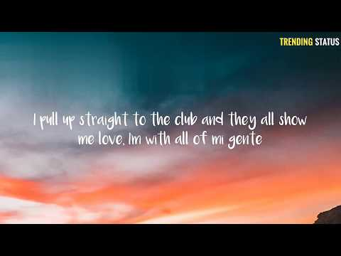 Mi Gente |official Lyrics Video| Whatsapp Video Status |