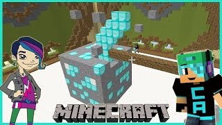 Team Build Battle Challenge - DIAMONDS - with Radiojh Audrey Games - Minecraft