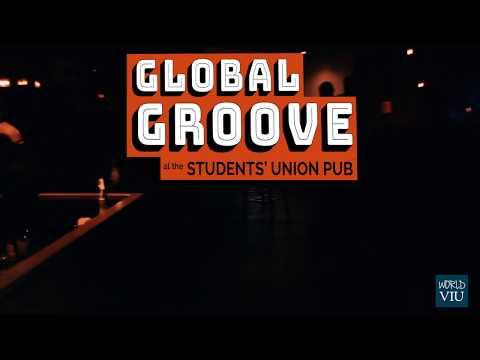 VIU Global Groove Ezra Kwizera Concert