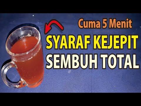 Cuma 5 Menit !! SYARAF KEJEPIT SEMBUH TOTAL !! WOW Ramuan Ajaib