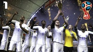 FIFA 18 WORLD CUP MODE #1 w/ENGLAND - LET'S WIN THE WORLD CUP! - EPIC GAME vs BELGIUM