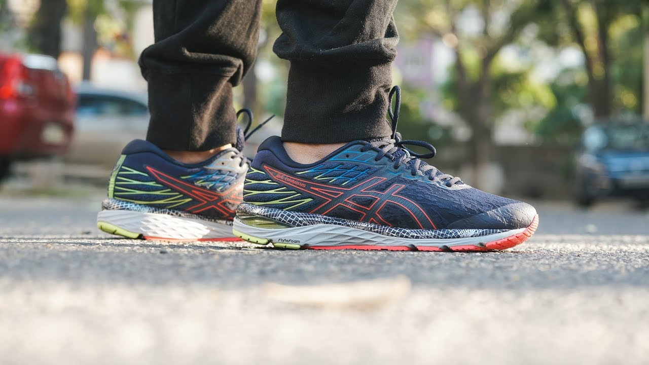 ASICS GEL CUMULUS 21 REVIEW [LITE SHOW Edition] - The Most Comfortable  Running Shoes for Beginners