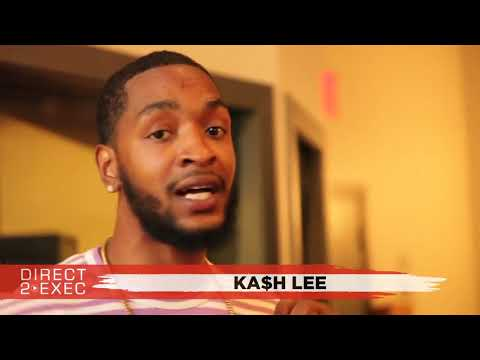 Ka$h Lee Performs at Direct 2 Exec NYC 9/17/17 - Atlantic Records