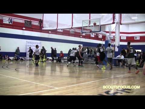 Team4 85 Kherron Dorsey Diberville High School MI 6'0 187 2015 Unlisted