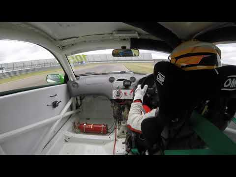 MSDT Race Developments Toyota Celica No. 105 MSV Track day Trophy, Rockingham Int. 24/06/2017