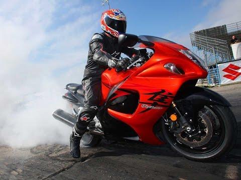 Ducati 1199 Panigale vs BMW S1000RR vs Aprilia RSV4 vs Suzuki Hayabusa vs Yamaha YZF R1