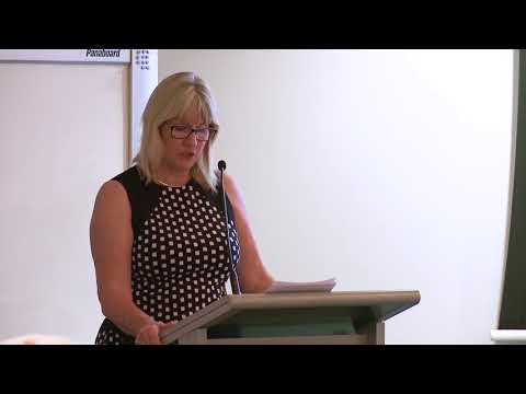 Minister for Education Eva Lawler Opening Address NT COGSO Annual Full Council