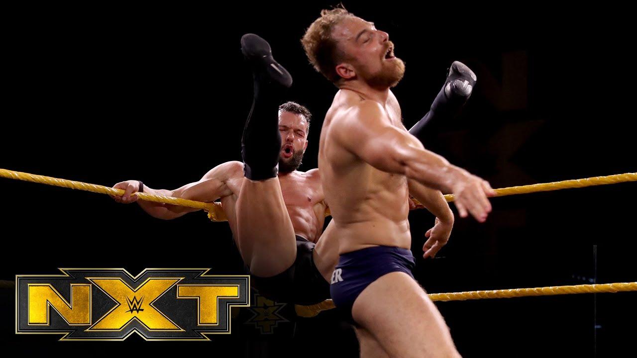 Finn Bálor vs Dexter Lumis vs Timothy Thatcher – North American Title Series: WWE NXT, July 29, 2020
