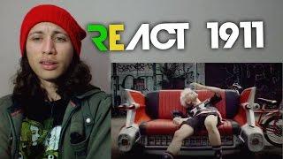 React 1911 G-DRAGON - 삐딱하게(CROOKED) M/V