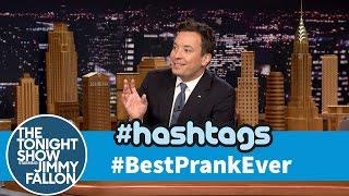 Hashtags: #BestPrankEver