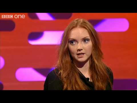 Lily Cole - The Graham Norton Show -  S6 Ep4 Preview - BBC One