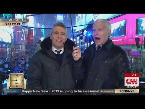 D Scott -  Anderson Cooper Clearly Doesn't Drink Tequila