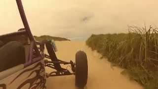 Dune Buggying With Sandland Adventures - Florence Oregon