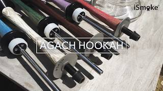 AGACH Hookah