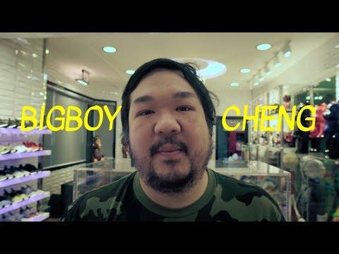 CLOSET CRASHING: BIGBOY CHENG (Episode 1)