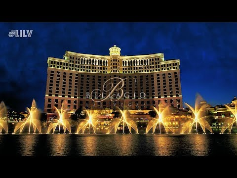Walking Thru Bellagio - Fall 2017