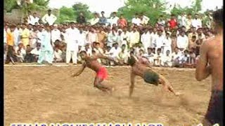 kabaddi match mandi bahauddin rana sageer noor jamal part 1