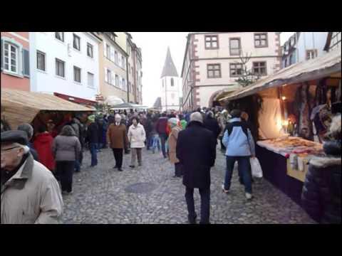 Weihnachtsmarkt In Endingen 2013