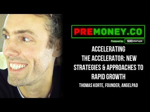 "[PREMONEY 2014] ""Accelerating The Accelerator: New Strategies & Approaches To Rapid Growth"""