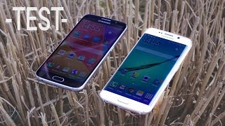 Samsung Galaxy S6 und S6 Edge Test (Deutsch)