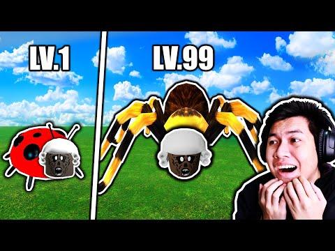 คุณยายกลายเป็นแมลงขั้นเทพ! (Roblox)