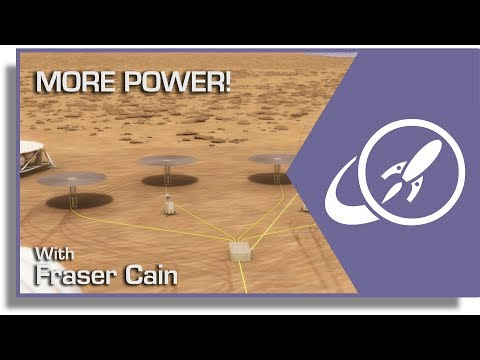 The Problem of Power in Space. NASA's New Kilopower Reactor