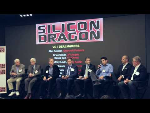 Silicon Dragon NY 2016: VC / Dealmaker Panel