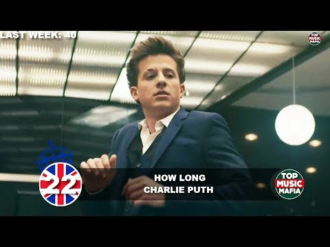 Top 40 Songs of The Week - October 28, 2017 (UK BBC CHART)