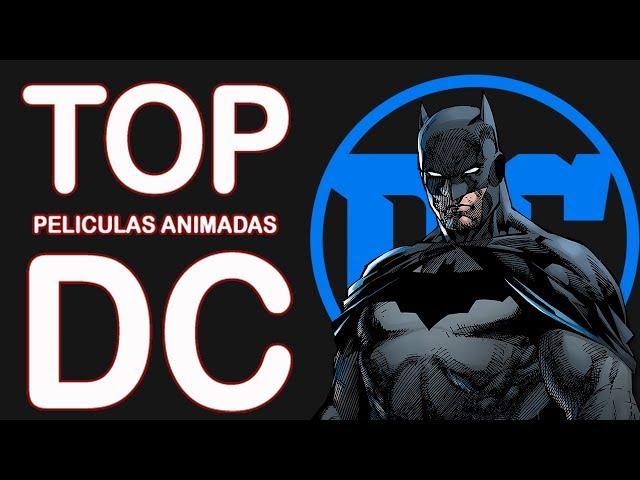 Comics | Top peliculas animadas de DC comics | CaosDc