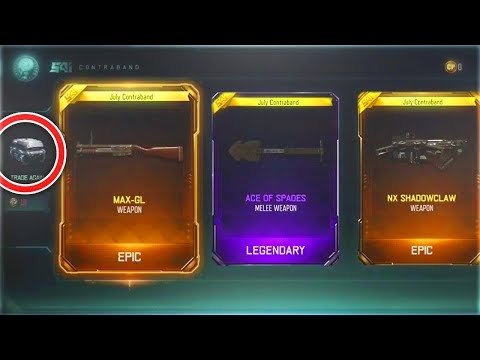 3 DLC WEAPONS IN 1 COMMON SUPPLY DROP.. (BEST SUPPLY DROP OPENING EVER)