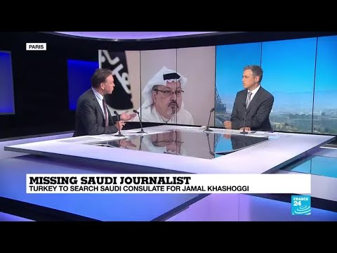 "Missing Saudi journalist is ""going to exacerbate relations at a time when Saudi Arabia needs allies"""