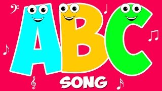 ABC Song| Alphabet Song | Songs For Kids