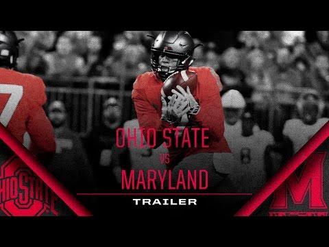 Ohio State Football: Maryland Trailer