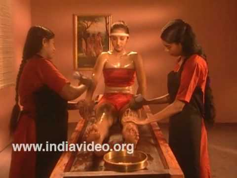 oil massage ayurveda panchakarma kerala india youtube. Black Bedroom Furniture Sets. Home Design Ideas