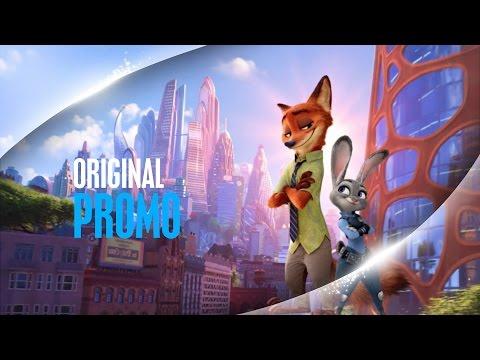 [fanmade] - Disney Channel Russia - Promo - Zootopia