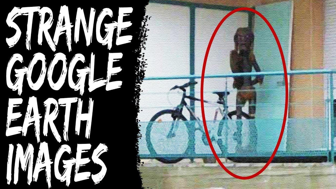 top 5 freaky google earth images creepy countdown youtube