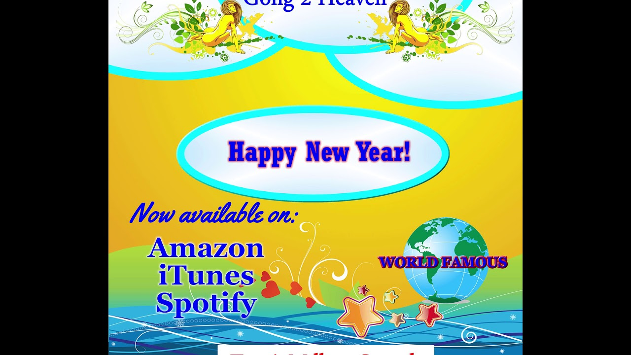 try a million sounds gong 2 heaven happy new year