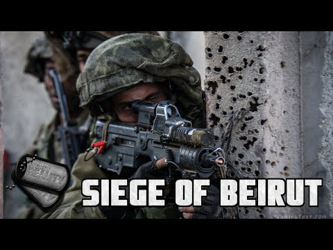 Project Reality v1.3.9 [] The Siege of Beirut [] Full Round