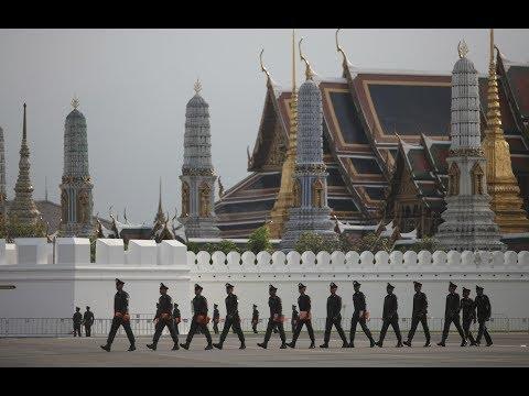Thailand kicks off grand funeral of King Bhumibol Adulyadej