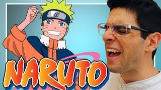 """Download NARUTO Reaction (Episode 6 """"A Dangerous Mission! Journey to the Land of Waves!"""")"""