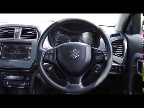 Maruti Suzuki Vitara Brezza Interior Youtube