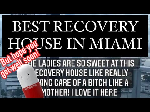 BEST RECOVERY HOUSE IN MIAMI! | oasis recovery home | MY BBL ROAD TO RECOVERY