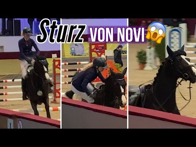 STURZ auf dem CSI in Neustadt Dosse !! 😱😰| ERSTES Turnier 2019 - FMA