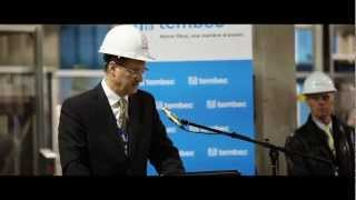 Tembec -- Official announcement of a major investment