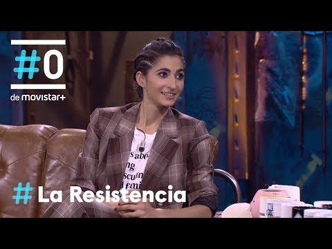 LA RESISTENCIA – Entrevista a Alba Flores | #LaResistencia 08.04.2019