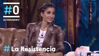 LA RESISTENCIA - Entrevista a Alba Flores | #LaResistencia 08.04.2019