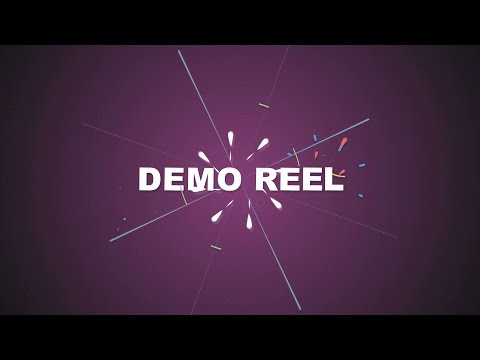 Motion Graphics Demo Reel 2017