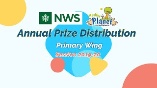Annual Prize Distribution, Primary Wing, Session 2019 20