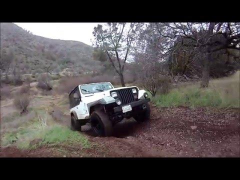 Frank Raines jeepin